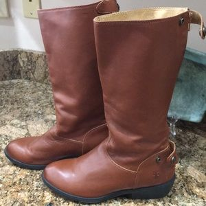 Frye Melissa button youth boots 3.5